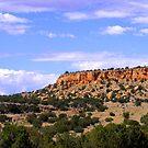 New Mexico Cliffs by Monica Vanzant