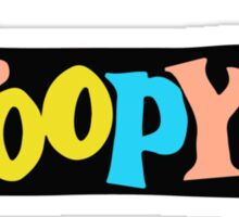 Droopy Sticker