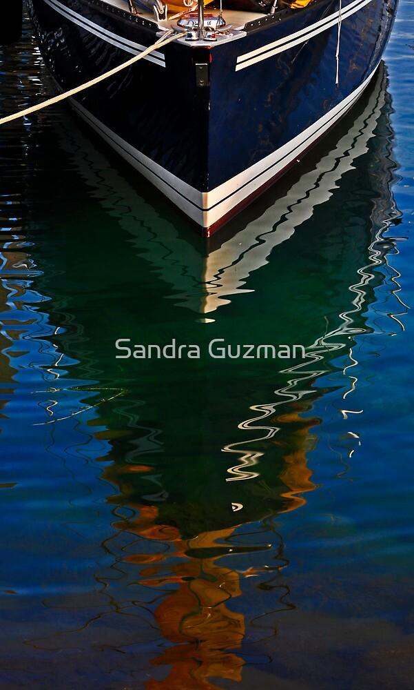 Sail 3 by Sandra Guzman