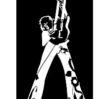Jimmy Page by 53V3NH
