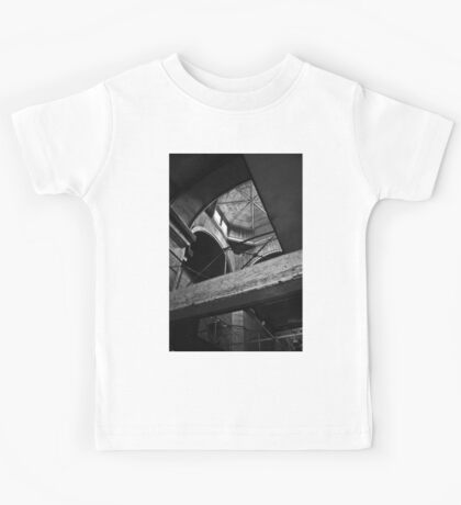 0883 Last view of the condemed ?  Kids Tee