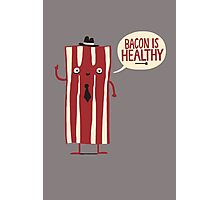 BaCON man Photographic Print