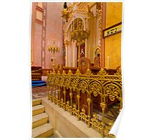 The Great Synagogue, Pest, 29 Poster
