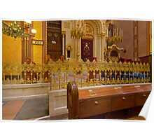 The Great Synagogue, Pest, 34 Poster