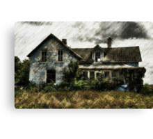 A Time Forgotten Canvas Print