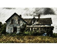 A Time Forgotten Photographic Print