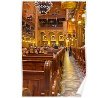 The Great Synagogue, Pest, 38 Poster