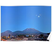 The Mighty Vesuvius Poster