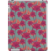 Vintage Blossoms iPad Case/Skin