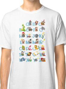 ABC medieval (spanish) Classic T-Shirt