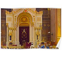 The Great Synagogue, Pest, 56 Poster