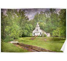 Bearwallow Baptist Church Poster