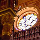The Great Synagogue, Pest, 57 by Priscilla Turner