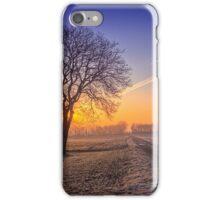 ~Frosty Morning~ iPhone Case/Skin