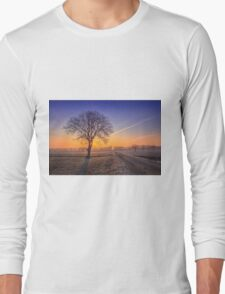 ~Frosty Morning~ Long Sleeve T-Shirt