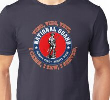 National Guard VVV Shield Unisex T-Shirt