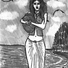 THE WATER GIRL by NEIL STUART COFFEY