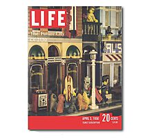 The Cover Of Life Photographic Print