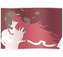 elfen lied lucy anime manga shirt Poster