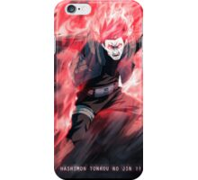 Hachimon Tonkou No Jin! iPhone Case/Skin