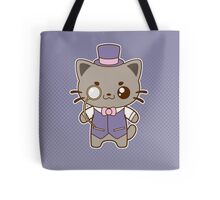 Fancy Cat Tote Bag