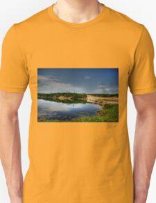 PERCY LAKE-HDR T-Shirt