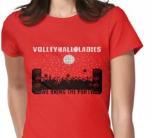 We Bring The Party Womens Fitted T-Shirt