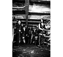 The Clan Photographic Print