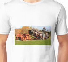 Vintage Old Machinery Unisex T-Shirt