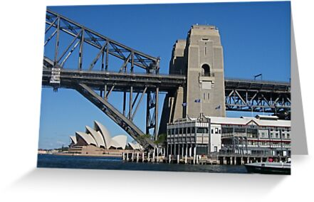 Three Sydney Icons from a Fourth by Ian Ker