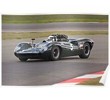 Lola T70 Spyder Poster