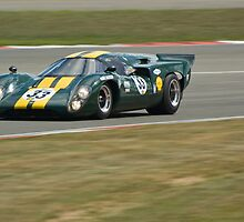 Lola T70 MK3b ( Minshaw/Stretton) by Willie Jackson