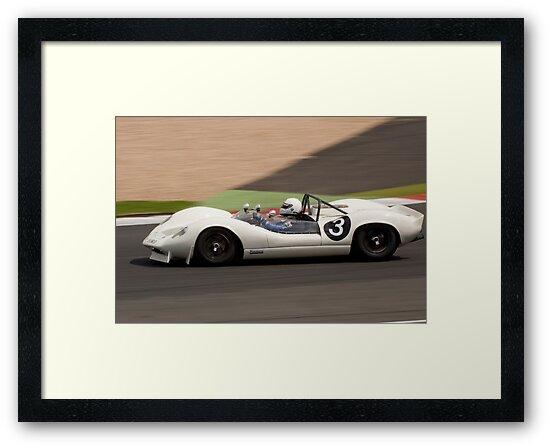 Lotus 30 by Willie Jackson