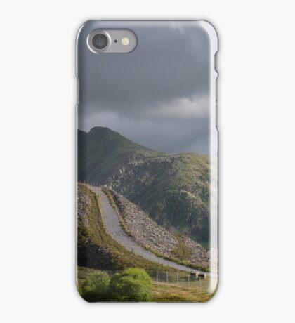 Dinorwic Quarry iPhone Case/Skin