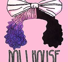 Melanie Martinez Dollhouse Design  by PlatypusDoodles