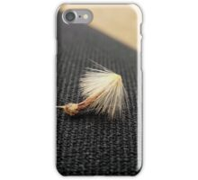 Brown & Black Texture & Tone iPhone Case/Skin