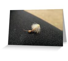 Brown & Black Texture & Tone Greeting Card