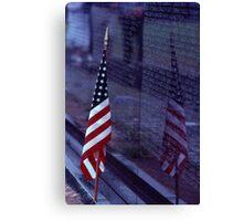 Vietnam Memorial - Washington D.C Canvas Print