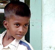 Sri Lankan Village Boy by VonVarma