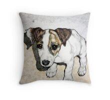 Dixie Belle Throw Pillow