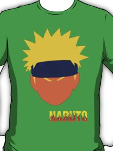 Naruto head t shirt, iphone case & more T-Shirt