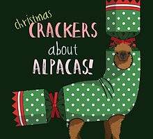 Christmas Crackers About Alpacas! by AParry