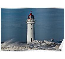 Perch Rock Lighthouse Poster