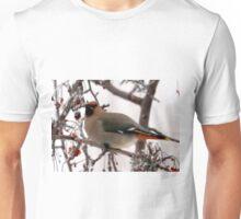 Bohemian Waxwing Unisex T-Shirt