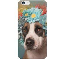 Flower Power, Adrienne iPhone Case/Skin