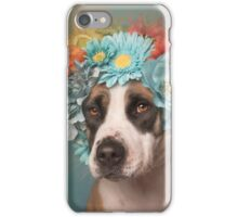 Flower Power, Adrienne iPhone Case/Skin
