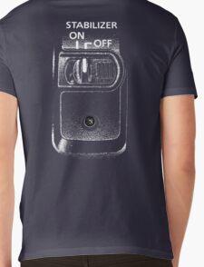 Unstable Mens V-Neck T-Shirt