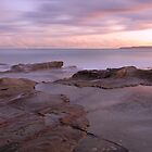 Newcastle Beach by Matthew Reilly