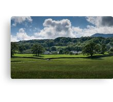 Coniston Canvas Print