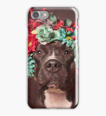 Flower Power, Molly iPhone Case/Skin